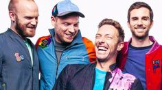 It seems Chris is always smiling or laughing on every Coldplay promo. He seems like a jolly guy.