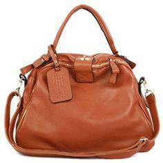 Women bag leather HandBag Shoulder tote hobo designer purse black brown lady.  Custom PursesFashion HandbagsPurses And ... 98dcc38413d08