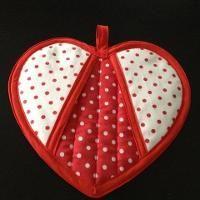 Have a Heart Potholder