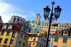 Lisbon, Portugal - March 2000