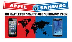 Apple Vs Samsung The Battle For Smartphone Supremacy Is On