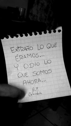 Pin on frases Sad Love Quotes, Me Quotes, Tweet Quotes, Ex Amor, Love Phrases, Sad Life, Motivational Phrases, Love Messages, Spanish Quotes
