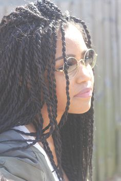 ...i want these (senegalese twists) this size to be precise