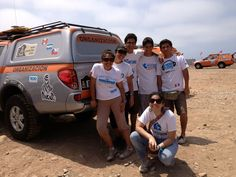 #dakar2013 #techo #ngo #nomorepoverty #carreracontralapobreza #youth #collaborate #volunteer #rally