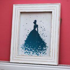 Cinderella Silhouetten Design