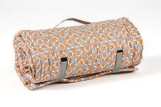 Organic Nap Mat Toddler, Preschool, Daycare, Kids - Fox – Organic Designs