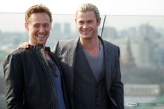 Even more Hiddlesworth!