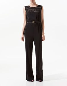 Eleanor's Zara Lace Jumpsuit