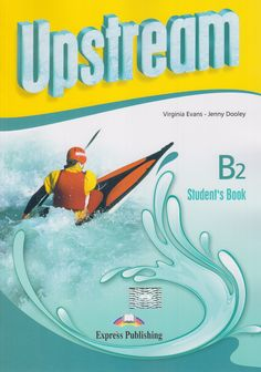 Upstream B2 Intermediate Student's Book Virginia, Student, Books, Libros, Book, Book Illustrations, Libri