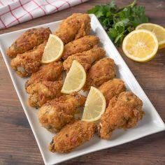 Crispy Chicken Wings, Tandoori Chicken, Healthy Ramadan Recipes, Turkey Recipes, Chicken Recipes, Easy Cooking, Cooking Recipes, Empanada, Comfort Food