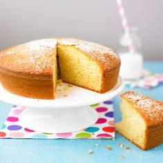Découvrez la recette Gâteau au yaourt sans oeuf sur cuisineactuelle.fr.