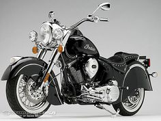 Indian Motorcycle.