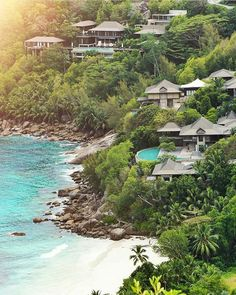 Four Seasons #Seychelles @traveljunkiediary #hotelsandresorts #fsseychelles