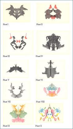 Original Rorschach Test. just learned about this in pysch lol
