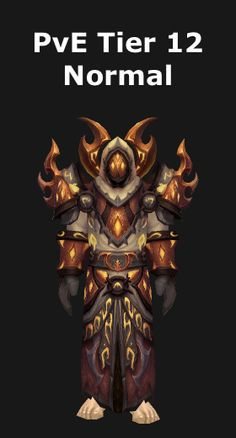 This article presents the PvE tier 12 sets for Paladin and explains how to obtain them. Paladin Transmog, Icy Veins, Rpg