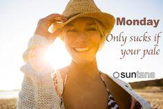 Morning Suntana-Tanners  #MondayMotivation #SprayTanCuresAll #NoMondayBlues #Suntana #SprayTan Make your Monday brighter with a spray tan!