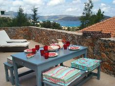 Elounda,+Aghios+Nikolaos:new+villa,+private+pool,+fantastic+sea+view!+++Holiday Rental in Crete from @HomeAwayUK #holiday #rental #travel #homeaway