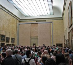 Where is Mona Lisa?