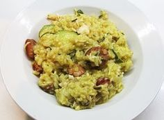 I've taken a great Jamie Oliver Chorizo, Chicken & Rosemary Risotto recipe and Thermomixed it up for you. A really yummy mid week meal. Gnocchi Recipes, Risotto Recipes, Healthy Eating Recipes, Cooking Recipes, Chicken Risotto, Rice Dishes, Chorizo, Family Meals, Dinner Recipes