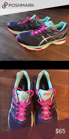 asics shoes women size 8 1 2