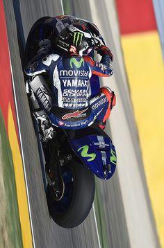 SPEED: Aragon GP, Jorge Lorenzo, Movistar Yamaha MotoGP