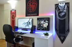 20 Gaming Battlestations That Will Make You Ridiculously Jealous - UltraLinx