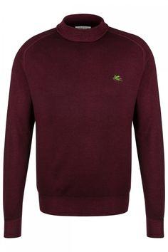 Etro Herren Rollkragen Pullover Bordeaux | SAILERstyle Sweatshirts, Sweaters, Bordeaux, Fashion, Turtleneck, Blouse, Mens Turtleneck, Trousers, Gowns