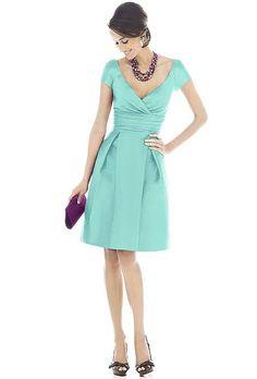 Bridesmaid Dresses With Cap Sleeves, Short Sleeves And Long Sleeves | Wedding Dresses Style | Brides.com