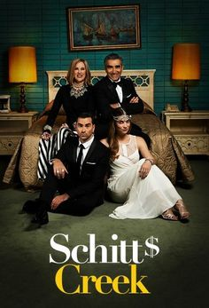 If you want to laugh without thinking too hard, this comedic Canadian series is the Schitt! I like my dramas but I also like a good laugh... with this cast, how can you not?