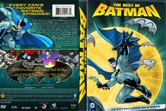 The Best of Batman (2 Discos). Formato DVD.
