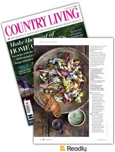 Suggestion about Country Living - UK Nov 2017 page 148