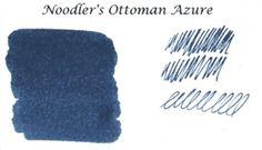 Noodler's Ottoman Azure (3oz Bottle)