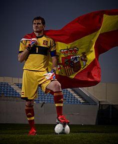 Iker Casillas y su nacionalismo