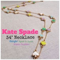 "♥️SOLD♥️ Selling this ""HOST PICKKate Spade Spade-to-Spade"" in my Poshmark closet! My username is: shoogal82. #shopmycloset #poshmark #fashion #shopping #style #forsale #kate spade #Jewelry"