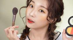 2017 팬톤컬러 #프림로즈옐로우 망고 메이크업 Pantone color Primrose Yellow mango Makeup | ...