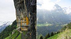 Ebenalp Tourism, Switzerland - Next Trip Tourism Switzerland Tourism, Places To See, To Go, Wanderlust, Mountains, House Styles, Travel, Viajes, Traveling