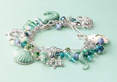 Jewelry Making - Martha Stewart Nautical Bracelet