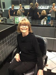 "At #VisibleChangesSalons, we're so grateful for our clients - check out this recent Facebook message from a loyal client....""HUGE thank you to Visible Changes for customizing a wig for my grandmother! The chemo and radiation from her brain cancer has caused her hair to stop growing for at least the next 6 months. Thanks to the support from Visible Changes she's now able to go in public without her hat God Bless!"" We are so happy to be making a difference - thanks so much for sharing!"
