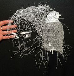 Maude White, la maestra del papel | La Bici Azul: Blog de decoración, tendencias, DIY, recetas y arte
