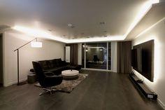 아파트 인테리어, 내집, 무채색