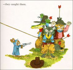 richard scarry tinker and tanker - Google Search
