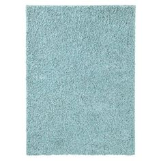 Target home home décor rugs accent rugs sale price$24.99 - $49.99 Room Essentials® Fashion Shag Rug  choose color : *Turquoise choose size :...