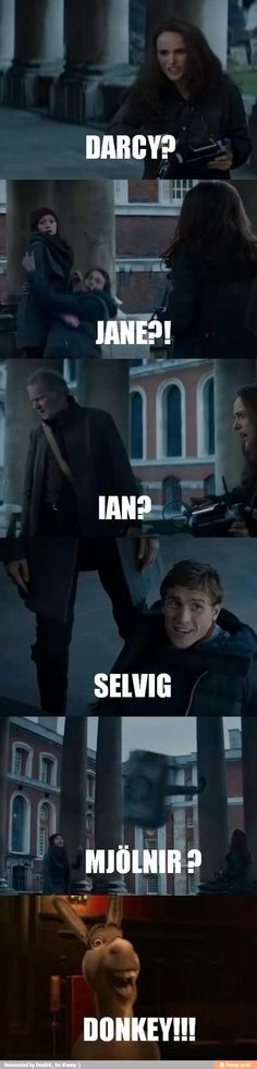 Only in marvel will u find this