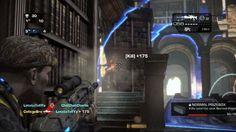 Veja como acessar Warzone, o modo clássico, mas secreto, de Gears of War: Judgment. http://artigosetutoriais.blogspot.com.br/