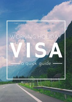 Top 10 most frequently asked questions about the work and travel visa are answered.   Also love her more in depth post about work and travel country options for Canadians. There's 32 in total!