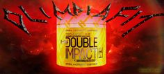 89 zł IRON HORSE DOUBLE IMPACT 280g AGMATYNA BOOSTER IHS