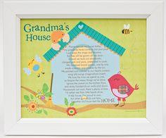 My Daddy or Grandpa\\\'s Hand Print Grandpa S Grandma