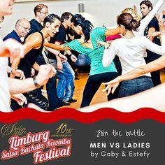 Supercool workshops in different styles and levels LimburgSalsaFestival.com #10LSBKF #LSF #LSBKF #SalsaBrisa #Maastricht #Alwaysfun #Nonstopdancing #nonstopfun