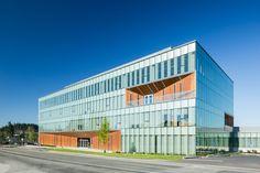 Galería de Centro de Operaciones y Patio de Obras Surrey / Taylor Kurtz + RDH - 9