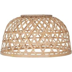 woven wicker pendant light - Google Search